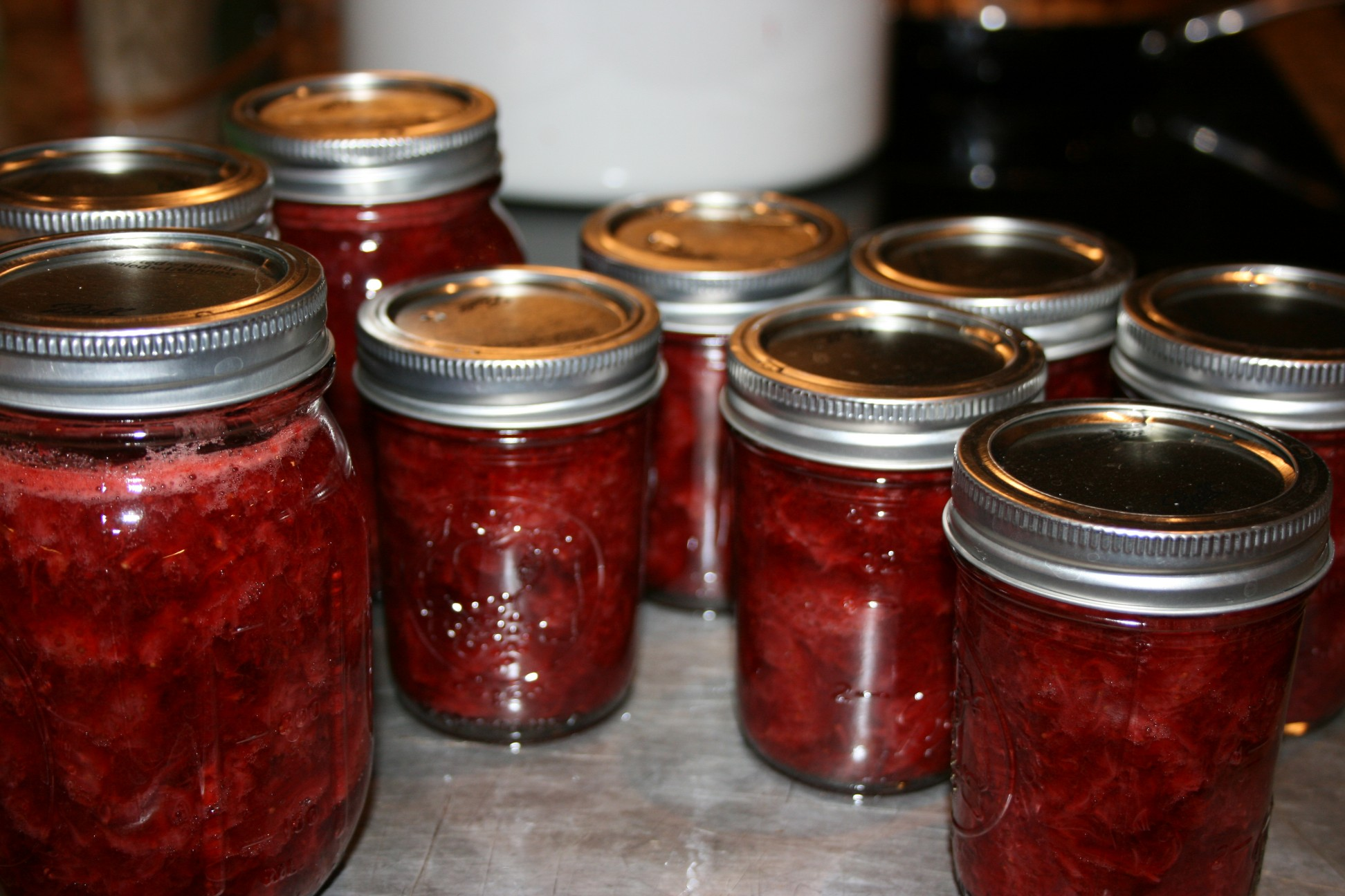 Preserving Strawberries Without Sugar Strawberry Preserves