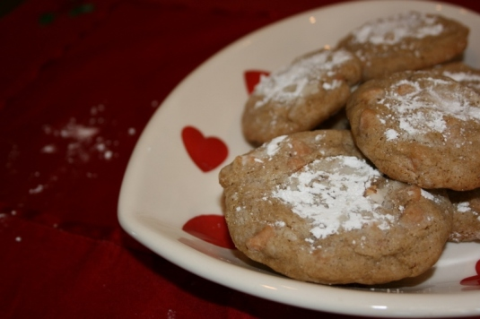 Butterscotch Cookies 2